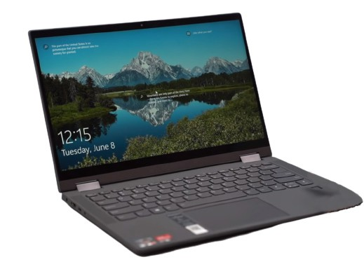 Lenovo Ideapad flex best laptop under 60000 with touch screen